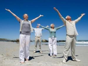 Tập thể dục thường xuyên để phòng chống bệnh cao huyết áp