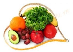 Có chế độ ăn uống hợp lý để phòng ngừa bệnh cao huyết áp