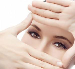 Mắt bị thâm quầng