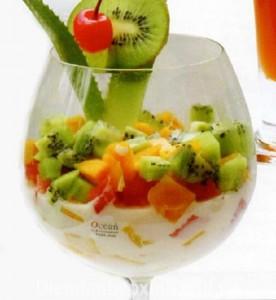 vì sao không nên ăn hoa quả sau bữa ăn
