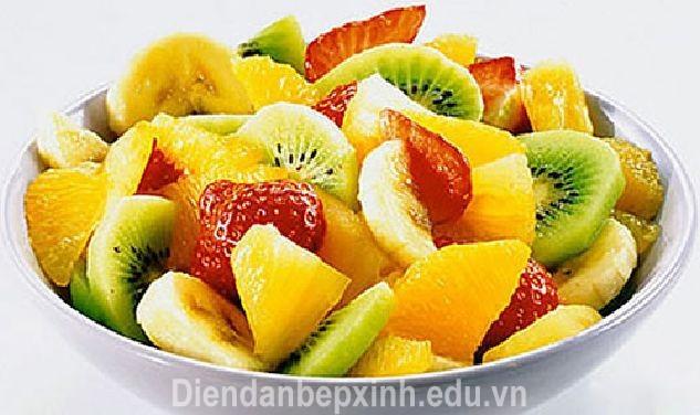 vì sao không nên ăn hoa quả sau bữa ăn 2