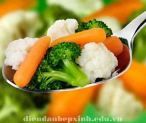 Vì sao ăn chay lại có ích ?