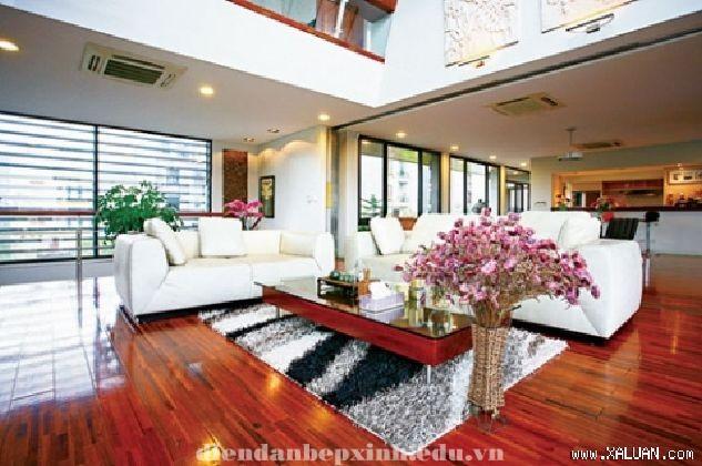 Tại sao nên lựa chọn phong cách cho phòng khách ?