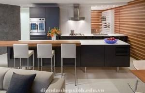 Ví sao cần chú ý các nguyên tắc khi thiết kế nhà bếp đẹp?