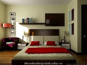 Làm sao để phòng ngủ thêm quyến rũ và độc đáo ?